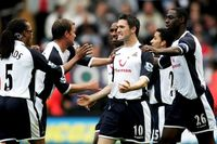 On this day - 1 Oct 2005: Charlton 2-3 Spurs