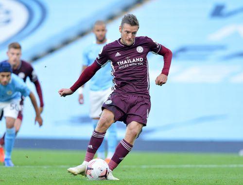 Jamie Vardy penalty