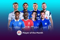 September EA SPORTS Player of the Month nominees