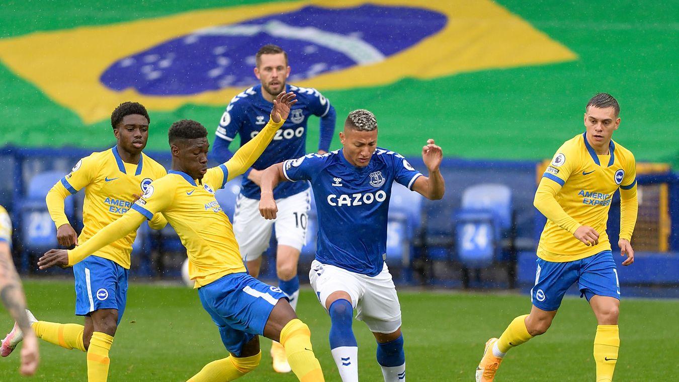 Everton 4-2 Brighton & Hove Albion