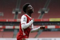 Shearer predicts: Best young player Saka can do it all
