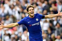 Watch Alonso's free-kick against Spurs
