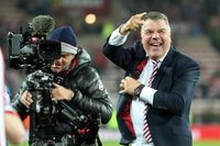 On this day - 9 Oct 2015: Allardyce makes history with Sunderland