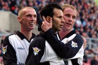 On this day - 13 Oct 2001: Sunderland 1-3 Man Utd