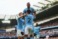 On this day - 14 Oct 2017: Man City 7-2 Stoke