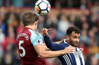 Match preview: West Brom v Burnley