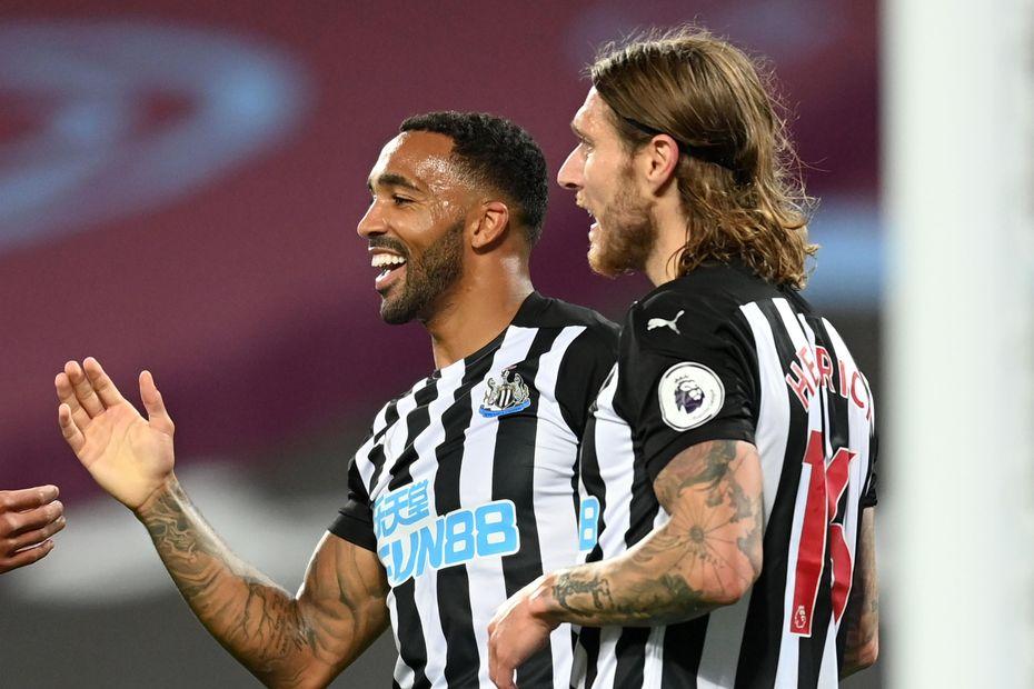 Callum Wilson, Jeff Hendrick, Newcastle Utd