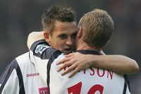 On this day in 2005: West Brom 2-1 Arsenal