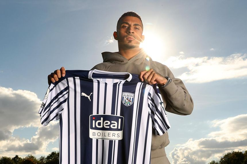 Karlan Grant joins West Brom