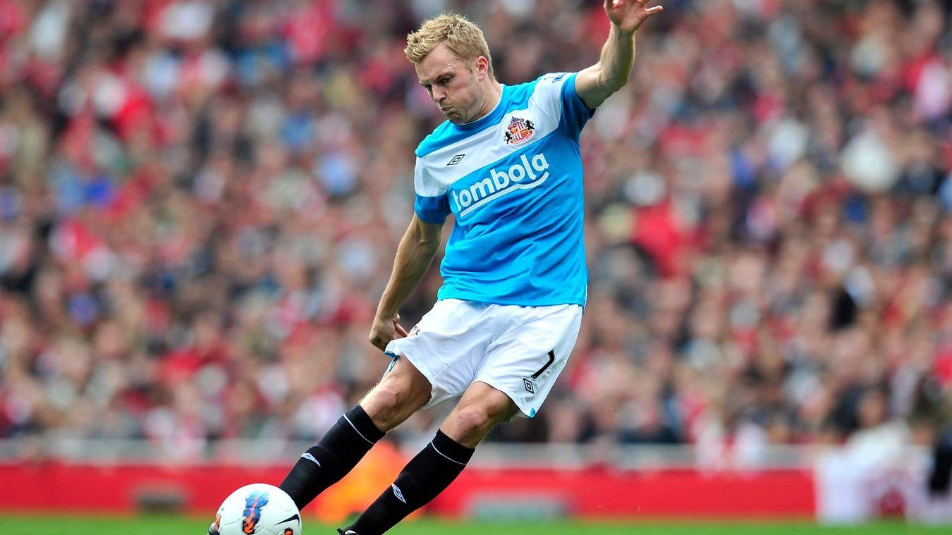 Sebastian Larsson, Sunderland