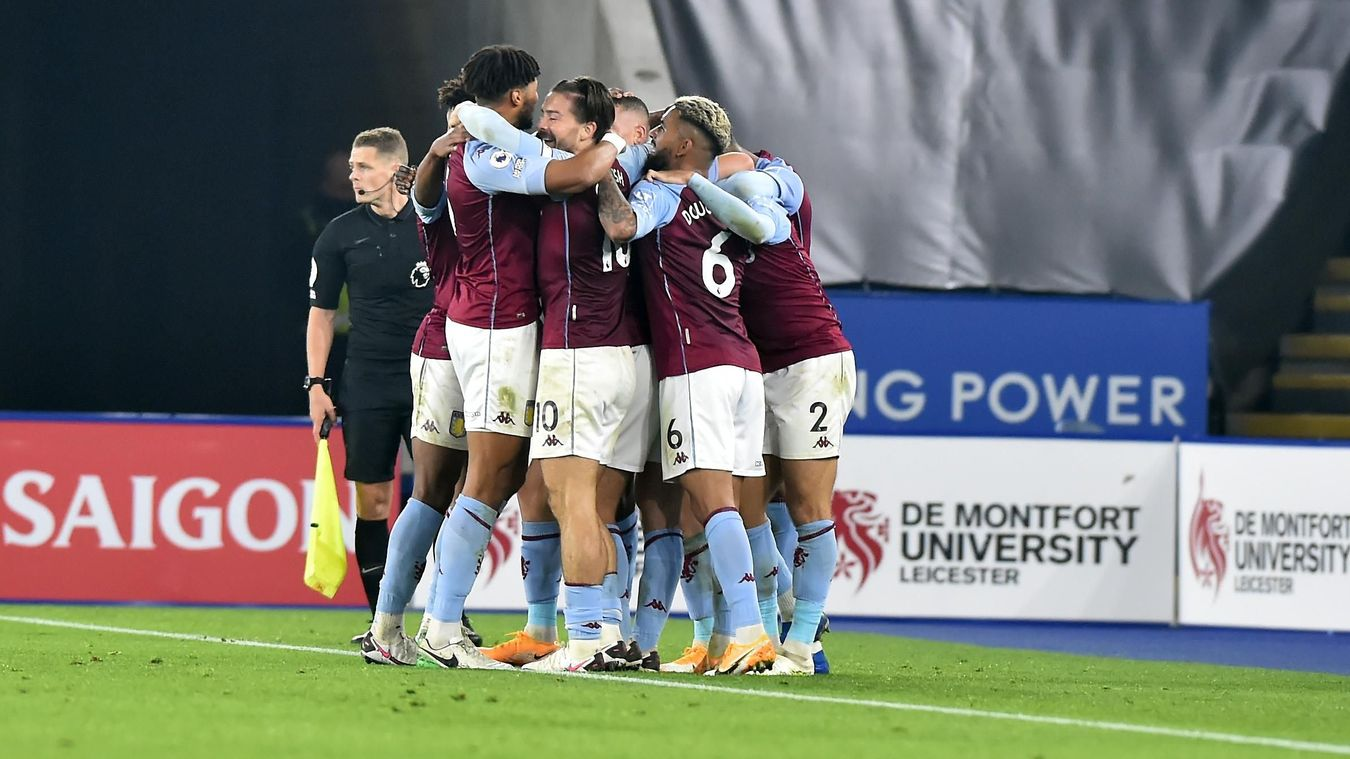 Leicester City 0-1 Aston Villa