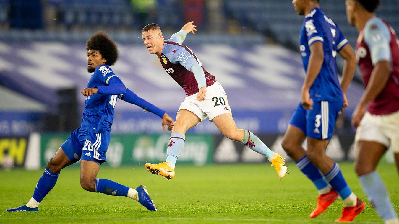 Ross Barkley, Aston Villa
