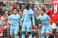 On this day - 23 Oct 2011: Man Utd 1-6 Man City