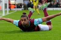 On this day - 24 Oct 2015: West Ham 2-1 Chelsea