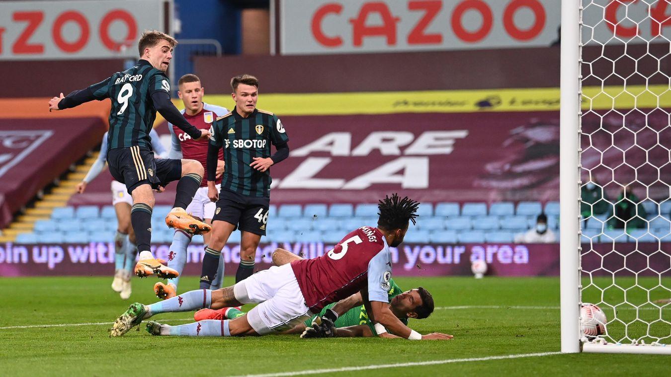 Patrick Bamford goal