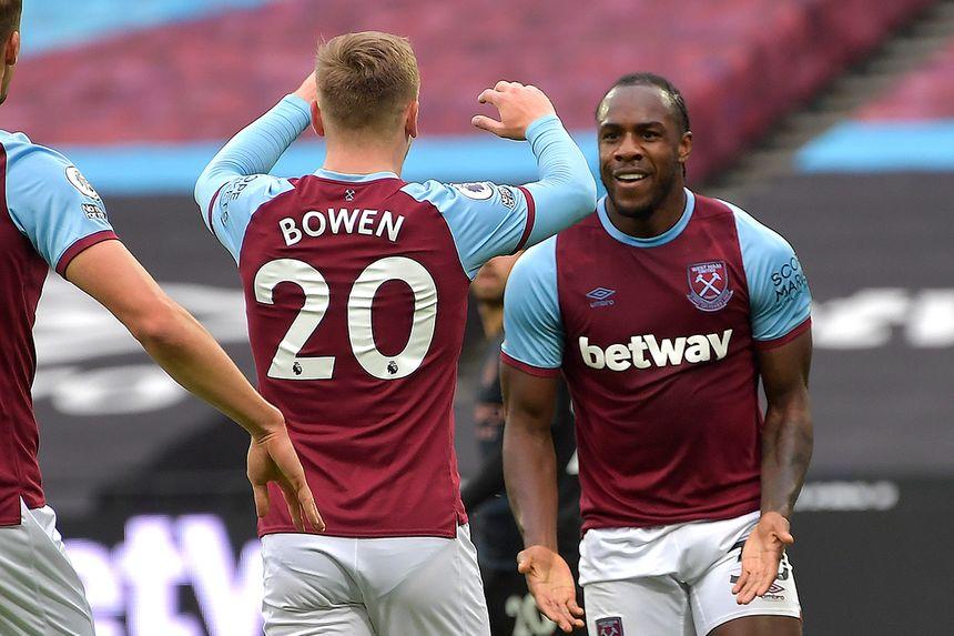 Jarrod Bowen, West Ham United