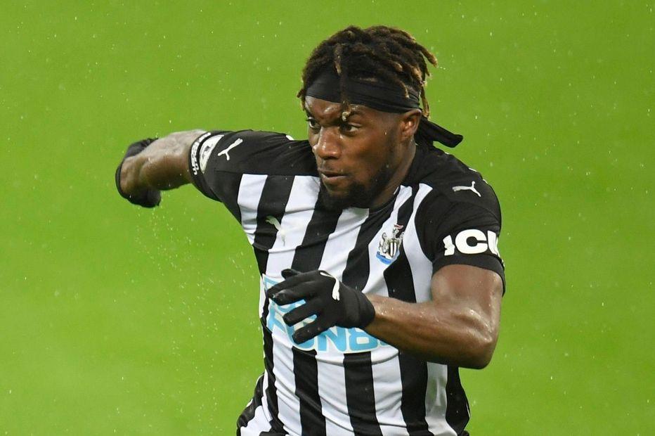 Allan Saint-Maximin, Newcastle United
