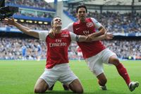 On this day: Van Persie treble inspires Arsenal at Chelsea