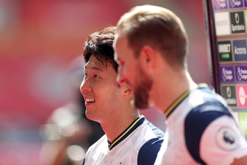 Son and Kane, Spurs
