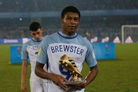 Brewster on journey from U17 World Cup to PL