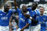 On this day - 3 Nov 2007: Newcastle 1-4 Portsmouth