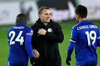 Owen: Leicester can contend for top four