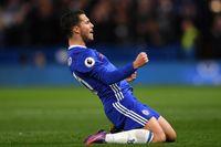 Flashback: Hazard inspires five-goal win over Everton