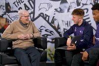 Football Remembers: Reg Harrison