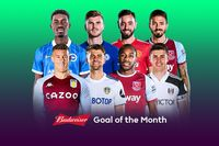 Watch October's Budweiser Goal of the Month contenders