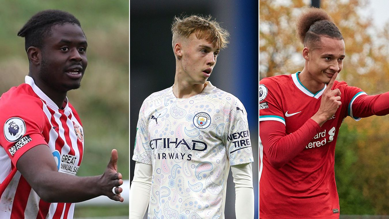 PL2 Player of the Month nominees: Benjamin Mbunga-Kimpioka, Cole Palmer, Rhys Williams