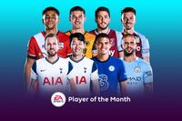 October's EA SPORTS Player of the Month shortlist