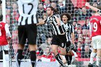 Flashback: Carroll seals Newcastle win at Arsenal