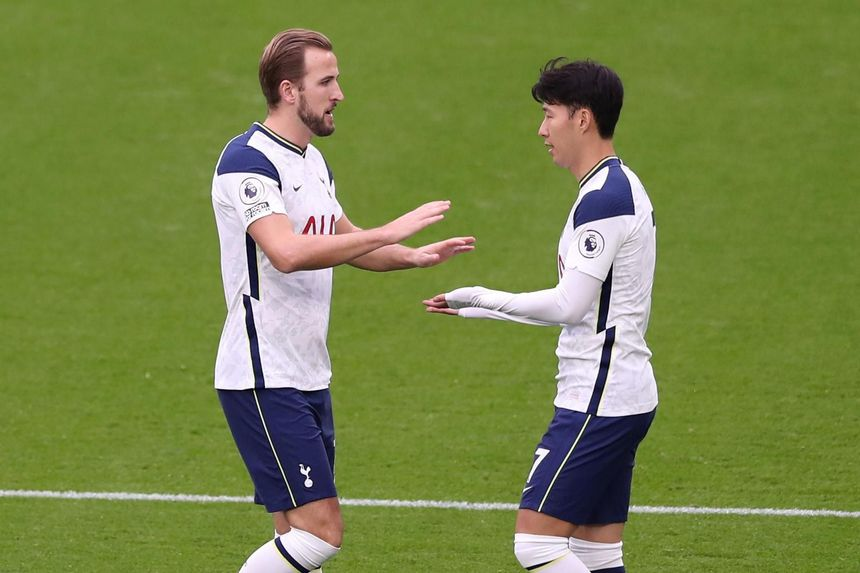 Kane and Son, Spurs