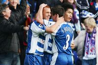 On this day - 12 Nov 2006: Reading 3-1 Spurs