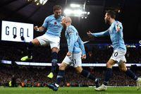 On this day - 11 Nov 2018: Man City 3-1 Man Utd