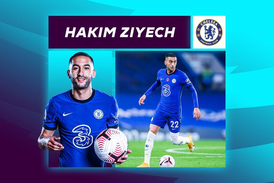 Hakim Ziyech, Chelsea
