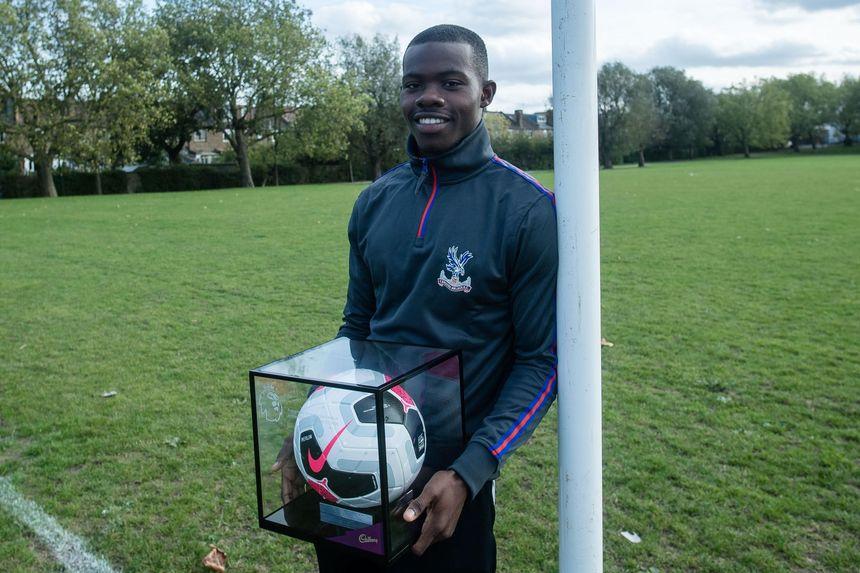 Tyrick Mitchell debut ball