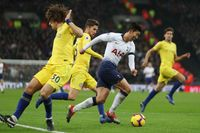Flashback: Solo special from Son against Chelsea