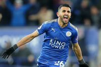 Goal of the day: Mahrez finds the top corner
