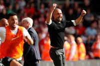 Iconic Moment: Guardiola's Man City reach record 100 points
