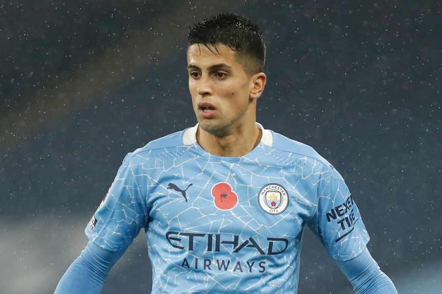 Joao Cancelo, Man City