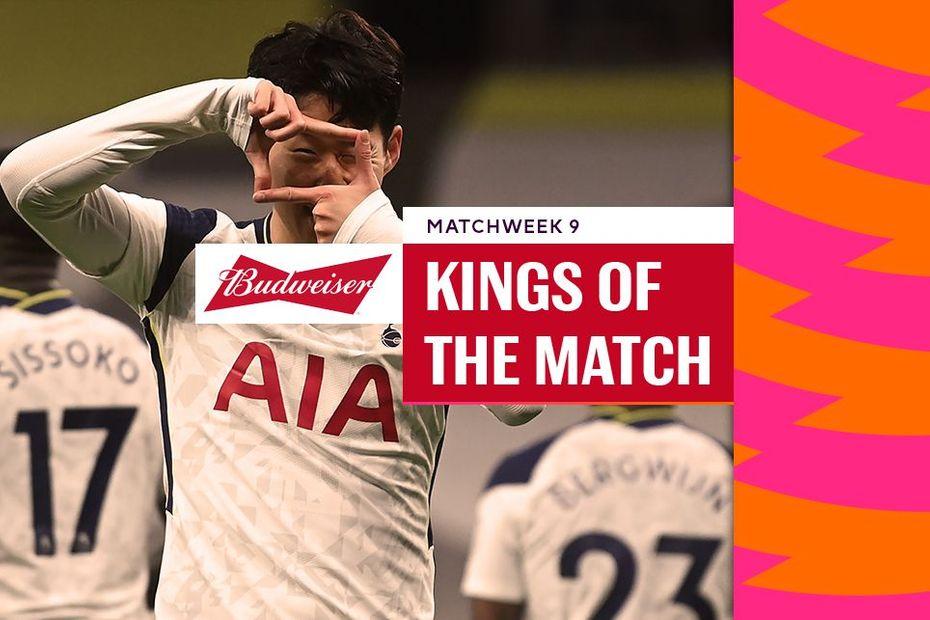 Budweiser Kings of the Match, Matchweek 9