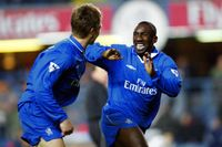 Flashback: Hasselbaink hat-trick against Spurs