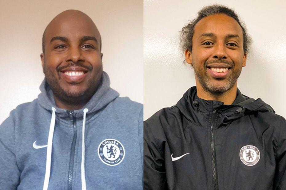 Abdul and Erik, Chelsea