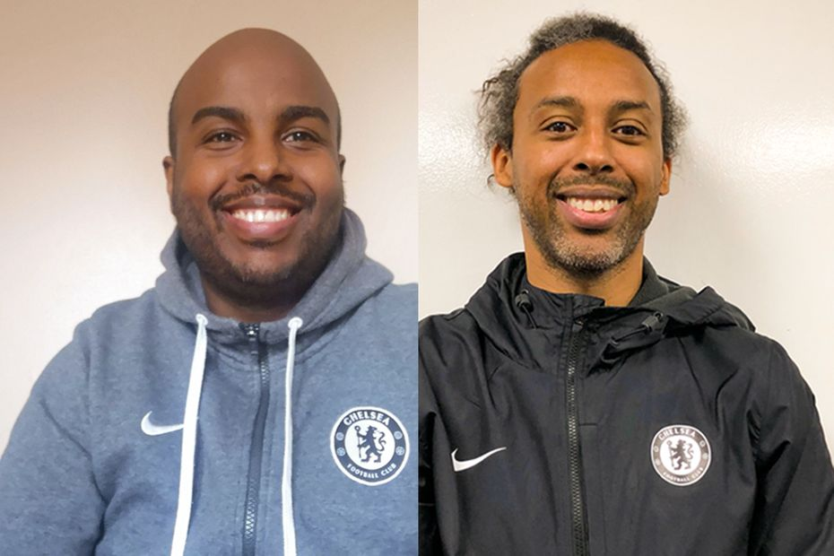 Abdul and Erik, Chelsea v2