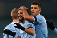 Hargreaves: City not far from scoring six or seven