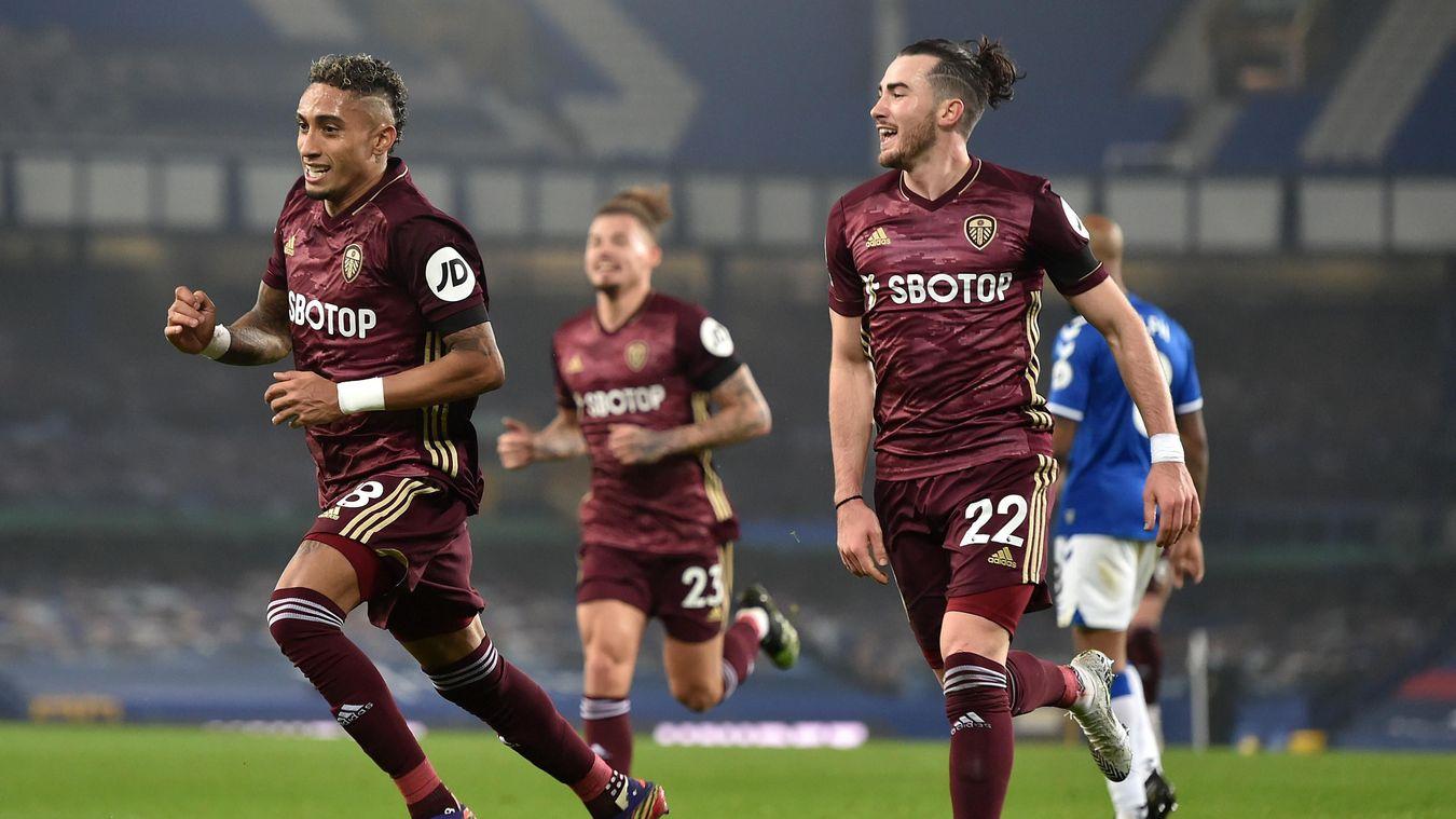 Everton 0-1 Leeds United