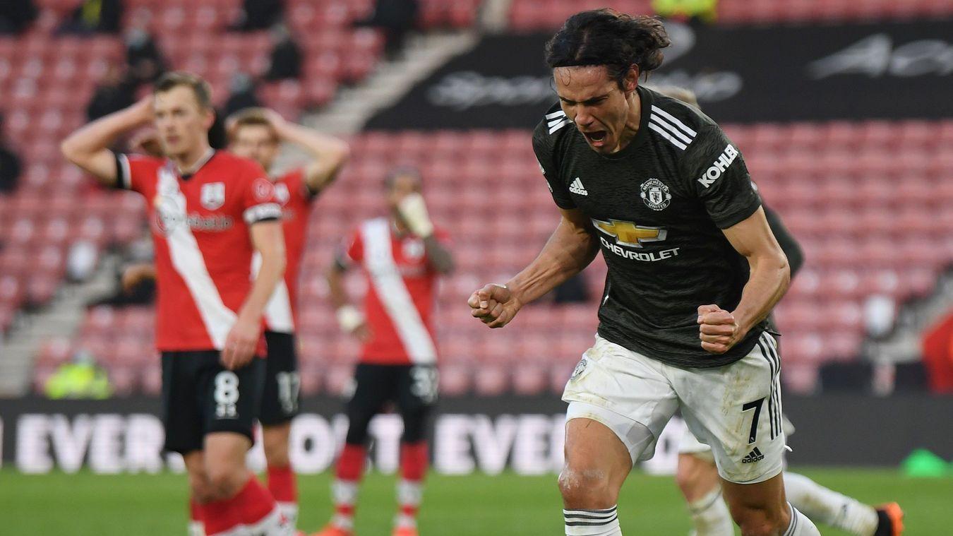 Southampton 2-3 Man Utd
