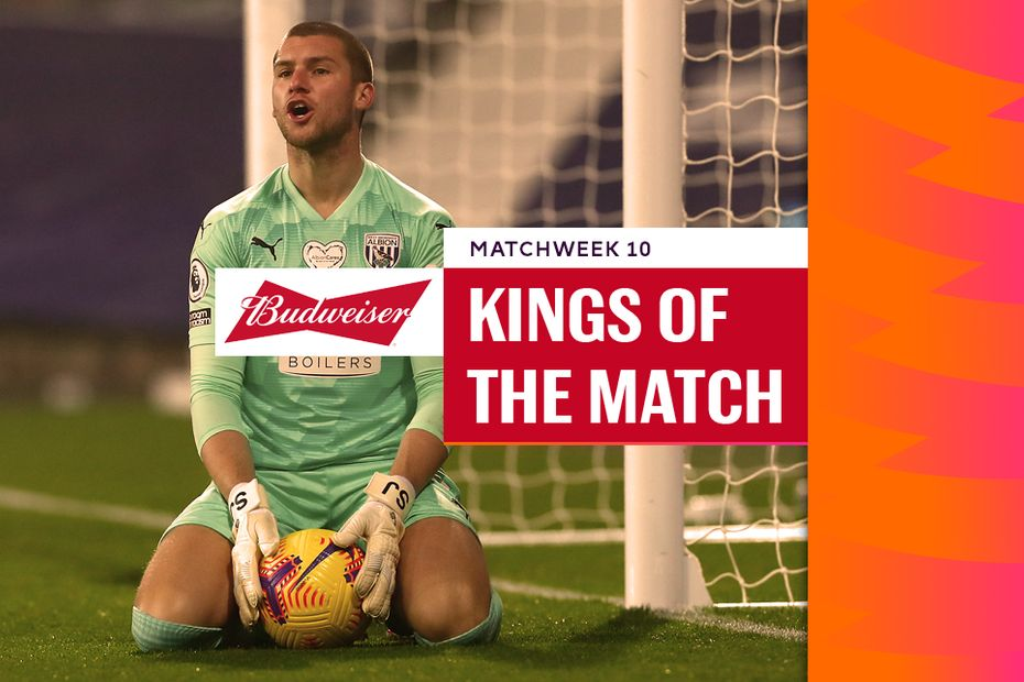 Sam Johnstone, King of the Match