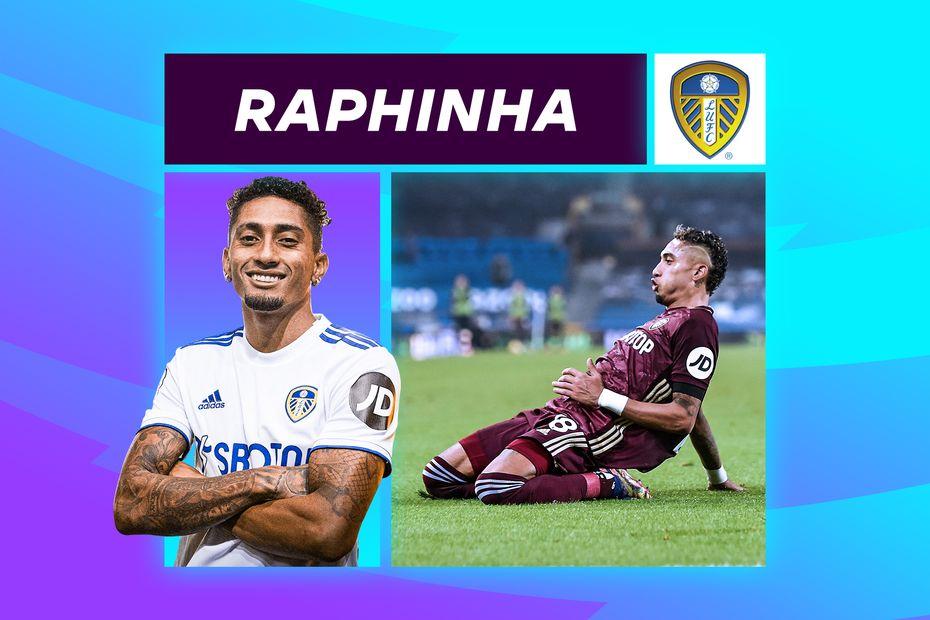 Talking Tactics Raphinha